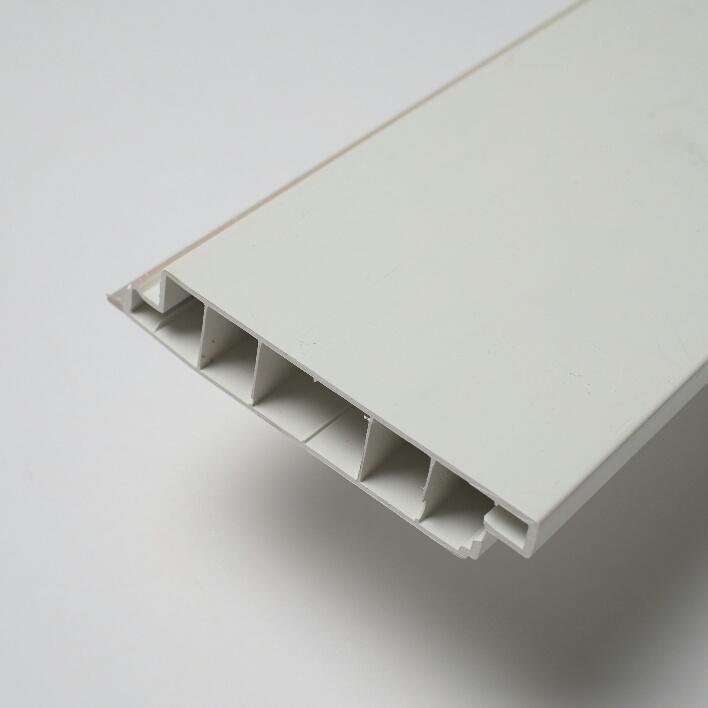 PVC lamel RAL 9010
